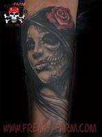 D.D. - Lady Death by D-D-Tattoo