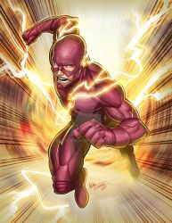 The Flash! by kpetchock