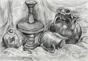 Sketch by Sam Zhang 12-07-2013 by samxinzhang