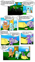The Pokemon Trainer - Page 20 by Ryusuta