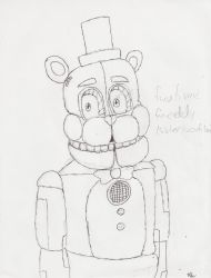 Funtime freddy! by candy-coated-llamas