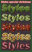 Styles special Christmas  by Laurent-Dubus
