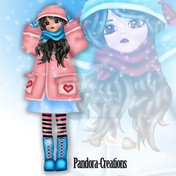 EarlyWinter DA Pandora-Creations by Pandora-Creations