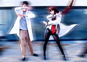 MAD SCIENTISTS - Steins Gate by Shirokii