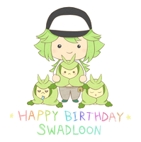 Happy Birthday Swadloon