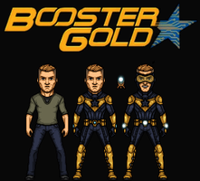 Booster Gold (New Earth) by Nova20X