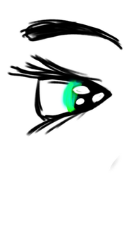 Eye by CakeSergeant