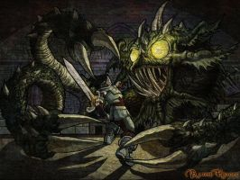 fable: the kraken by arkaanfable
