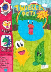 Twiggle Pets Issue 0.1 by Gerona-Queen