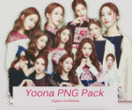#24 [PNG Pack] Yoona by 11gatsu-no-Melody