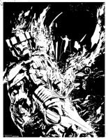 Magneto Twisted Metal by Tom Kelly by TomKellyART