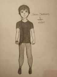 Tiberius (Ty) Blackthorn - The Dark Artifices by ViserionRogue