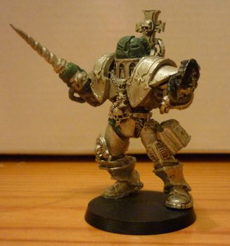 Inquisitor 54mm: Big Daddy. by soulfreeze