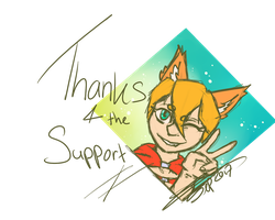Thankyou ! by CorginautCreations