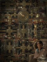 The Tsarevich's New Babbage Engine by taisteng