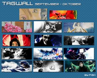TagWall Sep - Oct by Fish-Designs