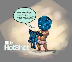 Art Trade: HotShot :UPDATE: by 1pez