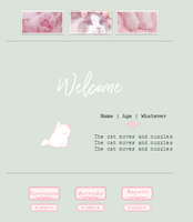 RQ: Pastel Pink Cat Non-Core Code F2U by testingcodesaccount