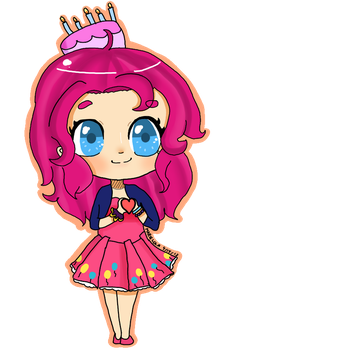 Commission : Pinkie Pie by Marie-Lola
