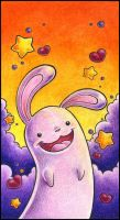 Happy Bunny by ffufi
