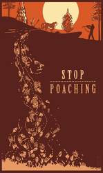 Poaching Poster by Bearful