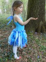 Blue fairy Oriana 2 by LittleOph