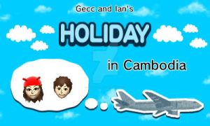 Our trip to Cambodia! by Colorful-Kaiya