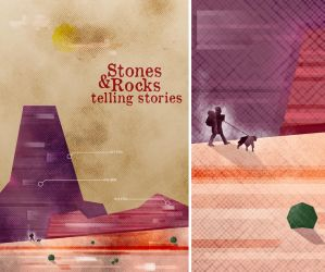 Rocks telling stories by art176