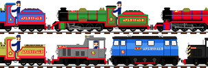My Arlesdale railway by Champ2stay