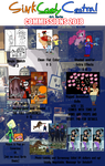 Commission List 2018 [OPEN] by SinkCandyCentral