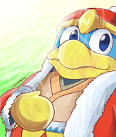 King Dedede by Joojnaldo