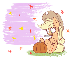 Tis the Season to Carve Pumpkins by Heir-of-Rick