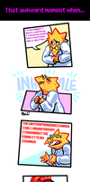 Undertale ask blog: that awkward moment when by neonUFO