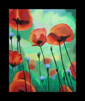 Poppies 1 by wimpy3
