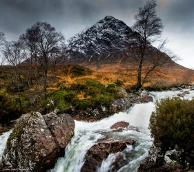 A place to recall Highland legends by LordLJCornellPhotos