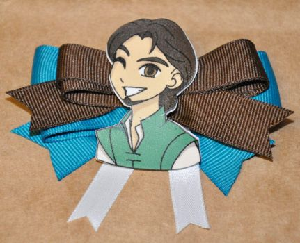 FOR SALE Chibi Bows: Flynn Rider by Lokotei