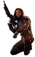 Infinity War Winter Soldier (2) - PNG by Captain-Kingsman16