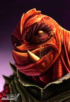 Masters of the Universe: Clawful by jeshields
