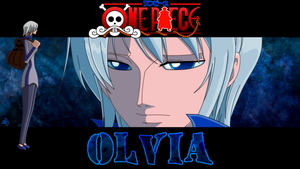 Olvia - ONE PIECE Gol D. Roger's Era Project by ShadowSpit