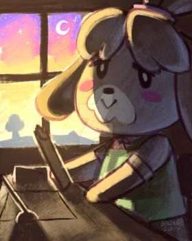 Isabelle by Mainframe110