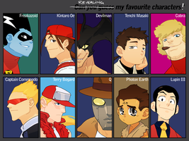 Revealing the Lads by theCHAMBA
