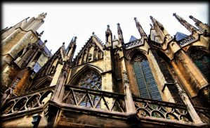 Detail St Rumbold s Cathedral by pagan-live-style