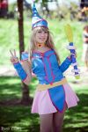 Dark Magician Girl cosplay by Rinaca-Cosplay