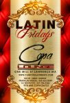 latin fridays copa flyer by DeityDesignz