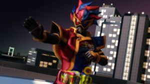 [MMD KAMEN RIDER] PERFECT KNOCKOUT! by MIST-TO-GUN