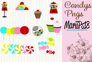 Candys Png's by MariiPs18