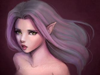 Elf by GabrielleBrickey