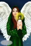 Angel of Hope by Tricia-Danby