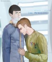 Art trade - Spirk The Menagerie by marinecosplaybr