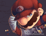 Super Smash Brothers 4 (WIP) by Marios-Tri4ce